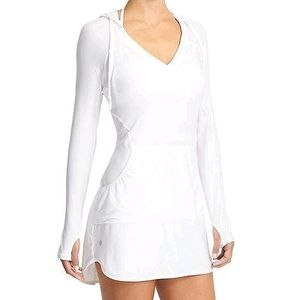 Athleta Wick it Wader Tunic Cover Up Size XXS